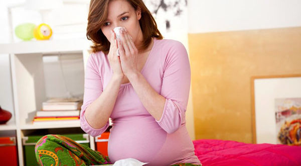 Аллергия у беременной