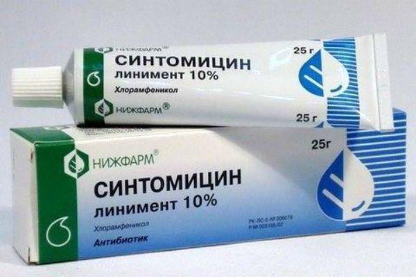 Для чего нужен синтомицин