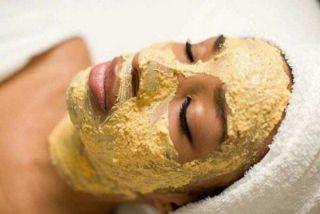 Картофельная маска с Аевитом