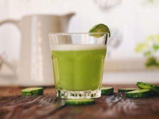Огуречный сок