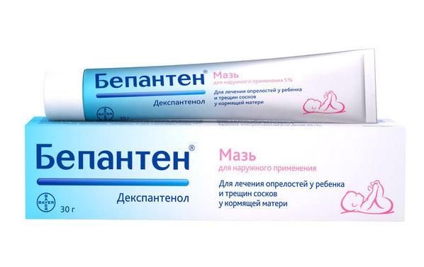 Бепантен при атопическом дерматите: инструкция и отзывы