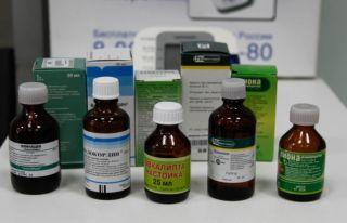 Лекарства со спиртом в составе