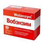 Вобэнзим таблетки