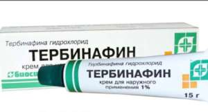 тербинафил
