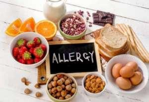 продукты аллергенные
